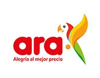 ARA | Logo design
