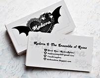 Business Card Design | Cartões de Visita