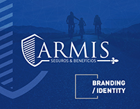 Armis - Branding / Identity