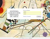 Sistema Privado de Colección de Arte