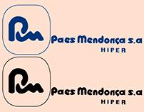 Vetor do Supermercado Paes Mendonça S.A Hiper