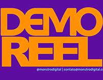 Monstro Digital | Demo Reel 2017