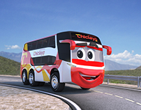 Chiclayito Bus - Trasnportes chiclayo