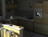 Estudos em 3D - Cinama 4D