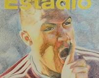 Salomón Rondón - Ilustración