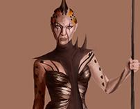 Cheetara (Character design)