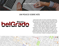 Site para MOVEIS BELGRADO