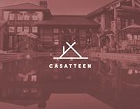 Casatteen logo design