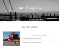 Agencia MVT - Sitio Web