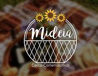 Mideia - Cestas Comemorativas