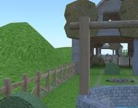 video juego_creación escenarios