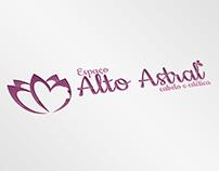 Logo | Arte Impressa - Espaço Alto Astral