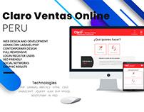Claro Ventas Online - Perú