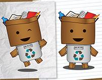 Cárton - La caja recicladora