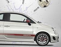 Projeto acadêmico - Fiat 500