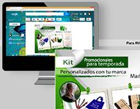e-mailing- Publicidad RV3 COLOMBIA
