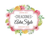 Presentación del Logo de Creaciones AdriStyle