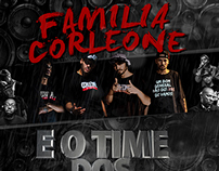 Art Direction to Corleone Records