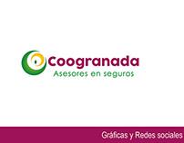 COOGRANADA ASESORES EN SEGUROS, REDES SOCIALES