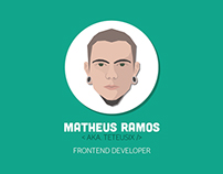 Matheus Ramos Logo Design