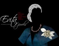 Evita Jewels para el Orfebre Marcelo Toledo
