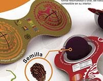 Diseño de Marca y Producto (Ciruela)