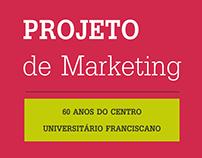Projeto de Marketing - 60 anos UNIFRA