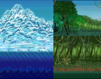 Platform Game Level Design