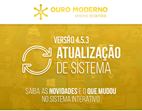 E-mail Marketing Ouro Moderno 2º