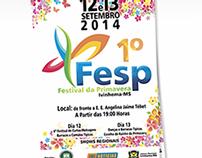 Logo e Cartaz FESP