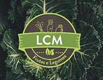Identidade Visual | LCM Frutas e Legumes