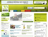 Site Rádio Difusora AM 910