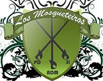 Logo - Los Mosqueteiros