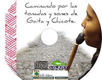 Caratula CD Música Autóctona Indígena Colombia