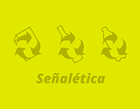 Diseño Gráfico - Señalética