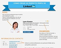 Infografia: Perfil de LinkedIn
