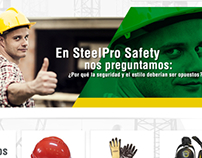 Rediseño SteelPro Safety