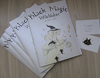 Fanzine Black Magic