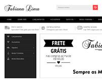 E-Commerce Fabiana Lima