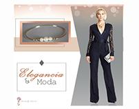 Diseño para Redes Sociales Tienda de joyas y ropa