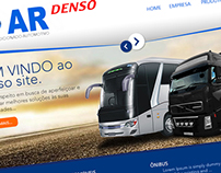 Layout - Empresa de Refrigeração Automotiva