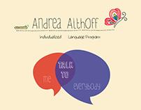 Andrea Althoff - Individualized Language Program