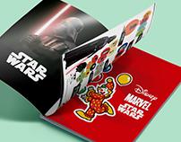 Catálogo Disney 2017