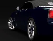 Rolls Royce Dawn / CGI