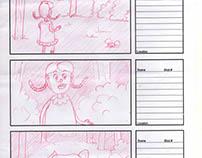 Story Board / Color Script