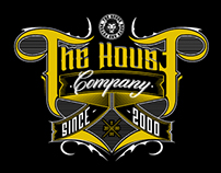 THE HOUSE COMPANY / LETTERING