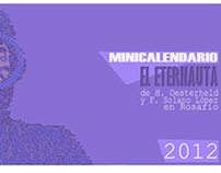 Mini-calendario del Eternauta