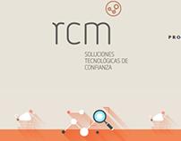 RCM: Web Wordpress