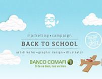 Back to School Banco Comafi