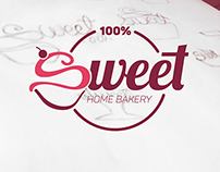 Identidad Sweet - Home Bakery